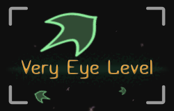 Very Eye Level cover